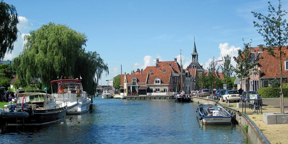 Makkum, Cycling Holiday Holland