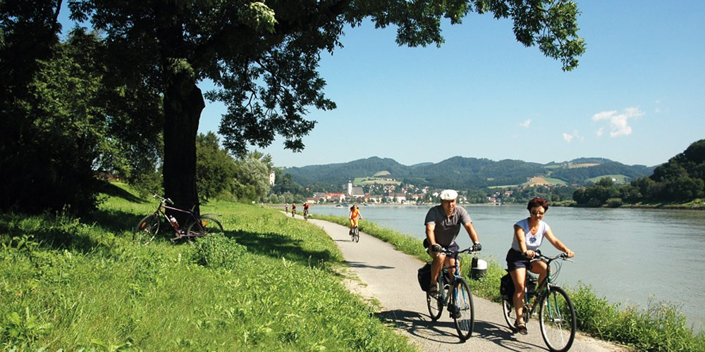 grein, Danube Bike Trail