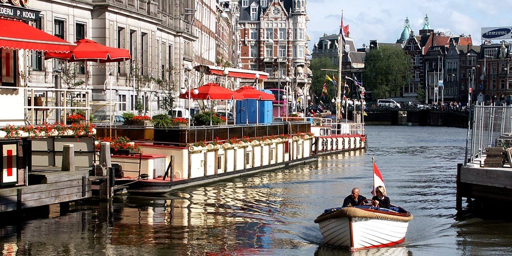 Bike Holiday: Amsterdam – Brussels