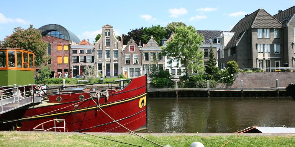 Bike and barge Netherlands   Hansa Highlights