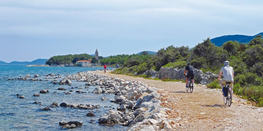 cycling losinj, Islandhopping Kvarner Bay