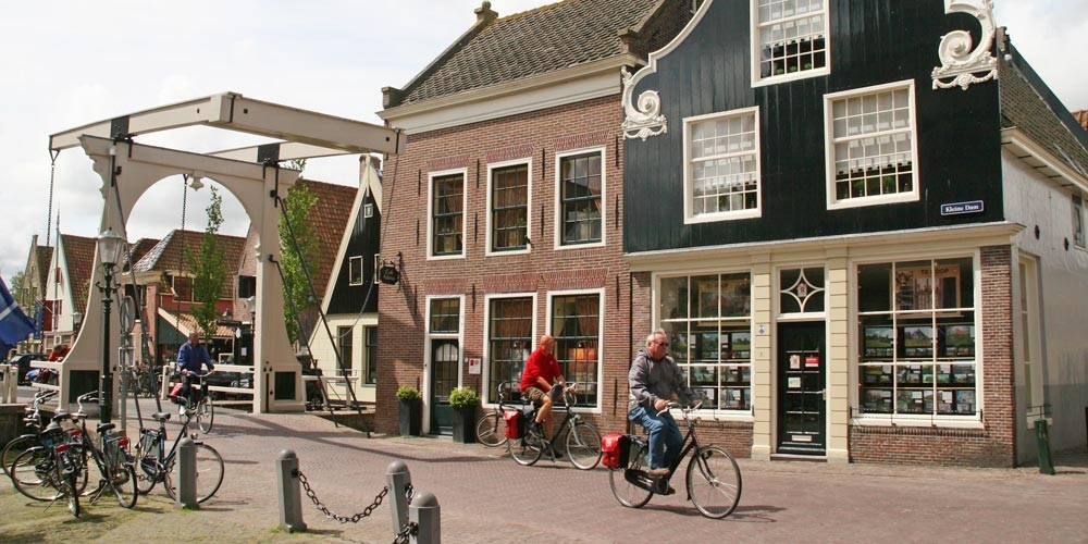 De Rijp, cycling cruises holland