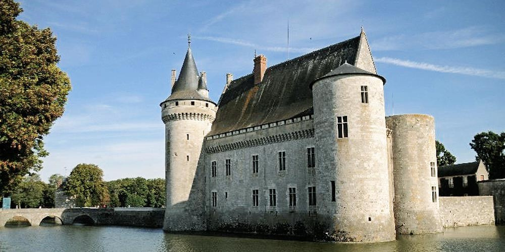 Romantic Castles, Loire in France