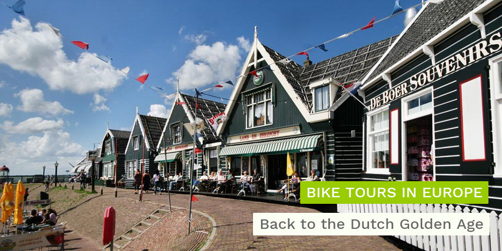 Cycling holidays and bicycle cruises in Europe