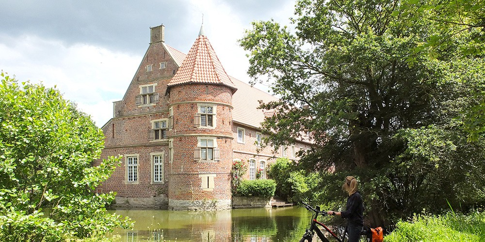 Castle Vischering, Westphalia