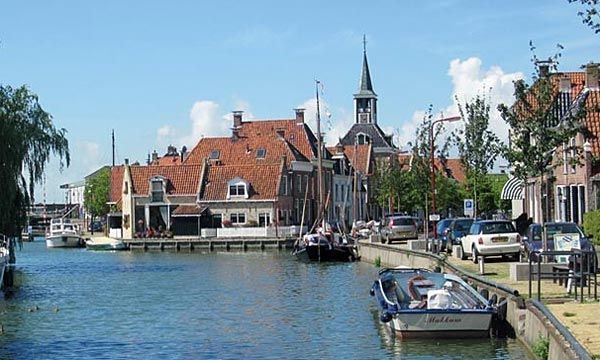 Frisian Towns and Lakes