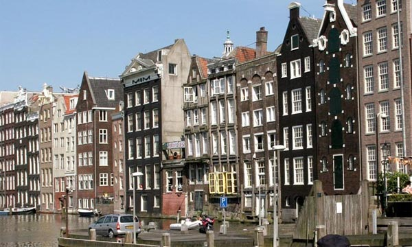 Amsterdam � Brussels Cycling