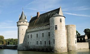 Castles of the Loire in France