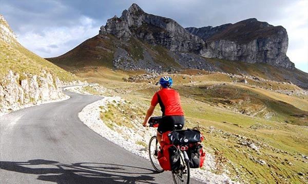 Montenegro and Albania Cycling Holiday with luggage transfer